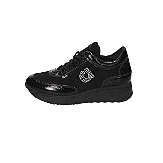 Agile By Rucoline 1304a Top Luxor Sneakers Women Black 40