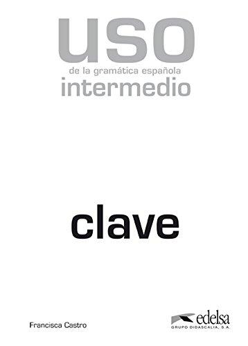 Uso de la gramatica intermedio - Claves