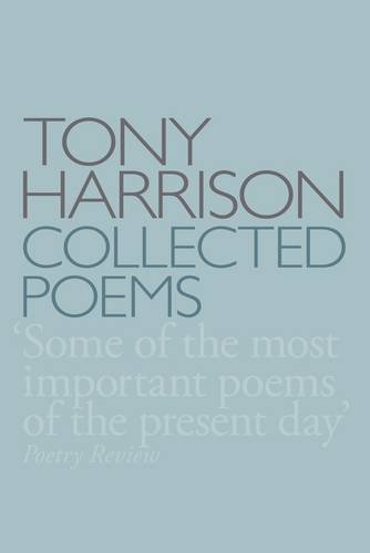 a literary analysis of book ends by tony harrison It's 25 years since the broadcast of tony harrison's poem v on channel 4 caused a storm of i think poems belong as much in the news pages as the literary.