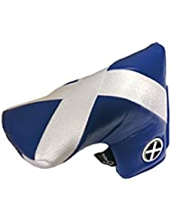 SCOTLAND PATRIOT BLADE STYLE PUTTER COVER BY ASBRI GOLF