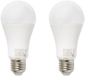 IKEA RYET E14 LED Light Bulb 600 Lumens 5000K Daylight Pack