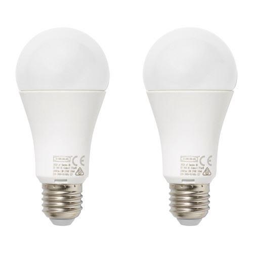 ryet-Ampoule LED E27Globe 1000Lumens, Globe Opale d'occasion  Livré partout en Belgique