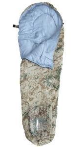 Extra langer großer Camping Outdoor Mumieschlafsack Schlafdecke Länge: 230 cm Farbe Tropentarn