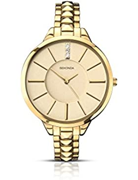 Sekonda Damen-Armbanduhr Woman 2014.27 Analog Quarz