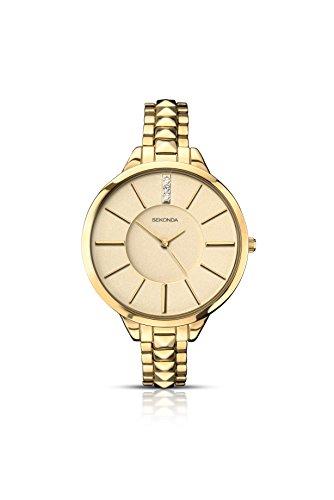 Sekonda Damen-Armbanduhr Woman 2014.27 Analog Quarz