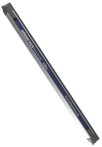 Sörbo Fensterwischer 35 cm ohne Griff Fensterabzieher profi mit Gummi Wischer edelstahl