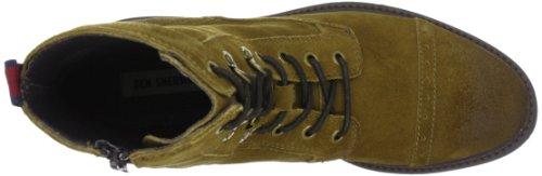 Ben Sherman Jock BN164100, Chaussures à lacets homme Marron (brun)
