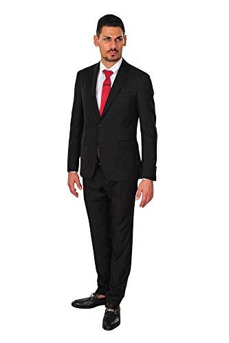 lardini-suit-homme-noir-blazer-pantalon-noir-50-taille-normale