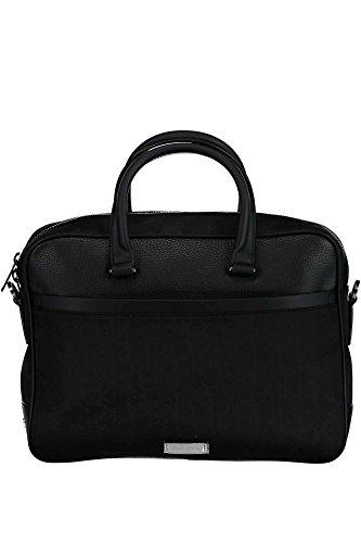 Calvin Klein 13'' Maletín con compartimento para portátil negro
