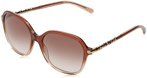 BURBERRY Damen 0Be4228 360813 57 Sonnenbrille, Braun Pink/Brown