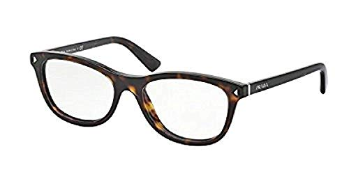 Prada Damen 0PR60SS SMN9K1 55 Sonnenbrille, Rot (Silver/Red/Grey),