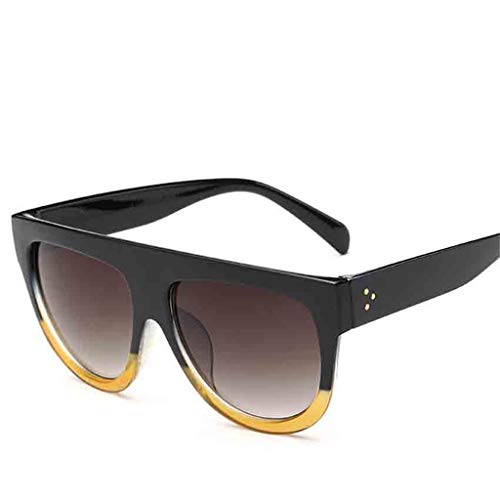 Offen Fox Brillen Schwarz Orange Fischen Polaisierte Sonnenbrille Grau Linsen