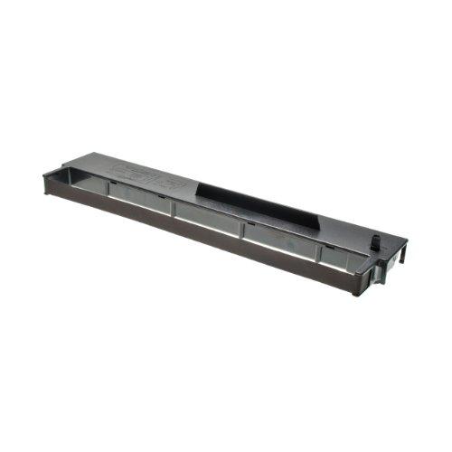 Preisvergleich Produktbild Farbband kompatibel zu Seiko SP-800/2400 - Schwarz, kompatibel