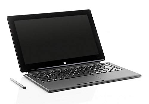 Terra Pad 1161 Pro Tablet 11,6 Zoll Multi Touch Display Intel Core M-5Y10 256GB SSD Festplatte 4GB Speicher Win 10 Pro UMTS LTE Cover mit Tastatur und Stift (Zertifiziert und Generalüberholt)