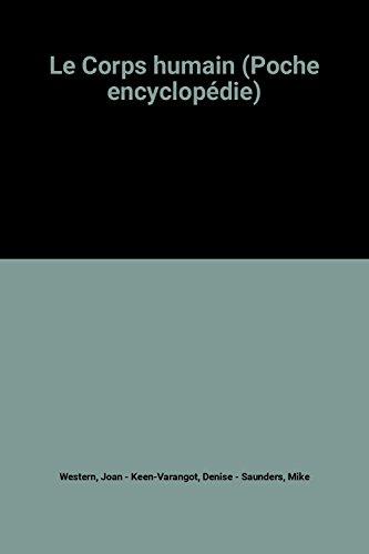 Le Corps humain (Poche encyclopédie) par Joan Western