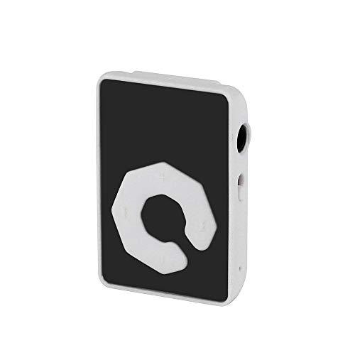 OSYARD MP3 Player,Musik Player,Clip USB Mini MP3 Music Media Player Touch-Taste Kinder Sport Musik Player für Joggen,Wandern oder Camping,Unterstützt 32 GB Micro TF/SD Karte und Kopfhörer Zen Multimedia-player