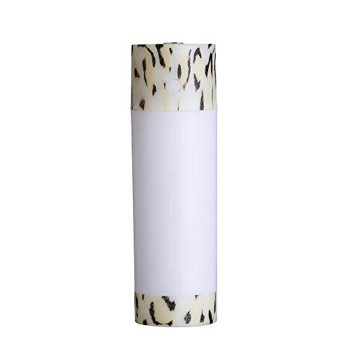 VRTUR USB Taza de Color Botella Recta Humidificador Difusor purificador portátil Humidificador para Dormitorio, Hogar, Oficina, Baño, Bebé, etc. No Ruido, Silencioso