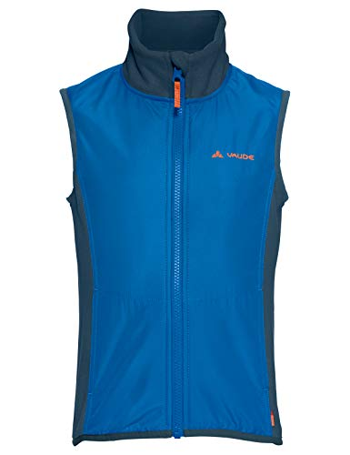 Vaude Kinder Kids Racoon Fleece Vest, Fleeceweste Weste, Baltic sea, 92