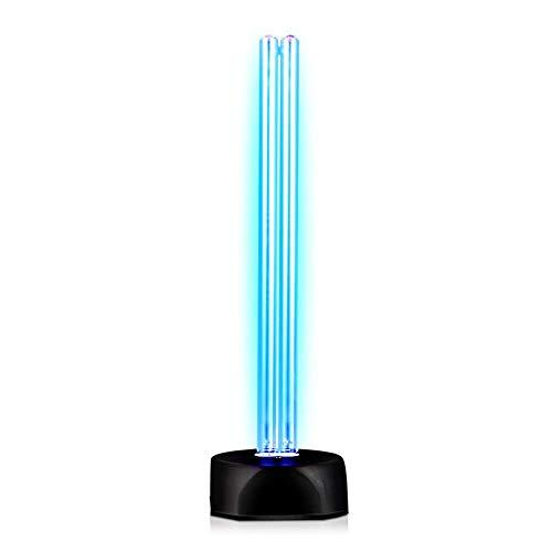 ZXF@ Uv-Desinfektionslampe Ozon Heimkindergarten Mobile KeimtöTende Lampe ZusäTzlich Zu Xenonlampe Sterilisationslampe Luftreiniger, 36w (Stromversorgung 36w Oberfläche)