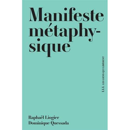 Manifeste métaphysique