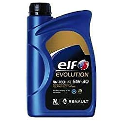 ELF Lubrifiant Moteur 201454 Evolution Full-Tech FE 5W30 1 L