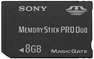 Sony Memory Stick Pro Duo Speicherkarte 8gb