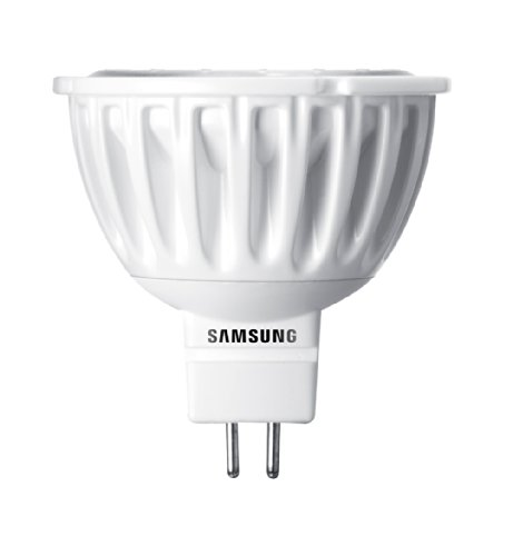 Von Samsung Led-glühbirne (Samsung LED Reflektor MR16 GU5,3 2700K 12V Essential 5,0 W, 35 W, Abstrahlwinkel 25 Grad 310lm SI-M8 W06SAB0EU)