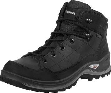 Lowa Bormio GTX QC chaussures hiking Noir