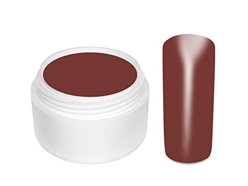 Gel de Couleur MARRON LATTE- 5 ml- collection 2016