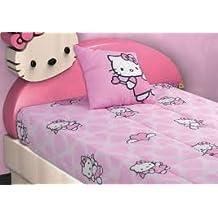 Colcha edredón Hello kitty 180 x 265 cm (cama de 90) modelo Teddy