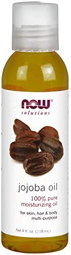NOW Solutions Jojoba Oil 4 fl oz 100% Pure