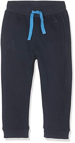 TOM TAILOR Kids Baby-Jungen Jogging Pants solid Jogginghose, Blau (Navy Blazer|Blue 3105), Herstellergröße: 92