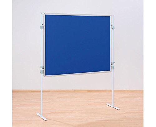 Betzold 79414 - Sparset Tafelreihe, blau - Mobile Tafel, magnetische Beistelltafel, Einhängetafel