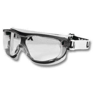 Uvex - Occhiali Protettivi A Visione Totale Carbonvision, Mascherina Incolore
