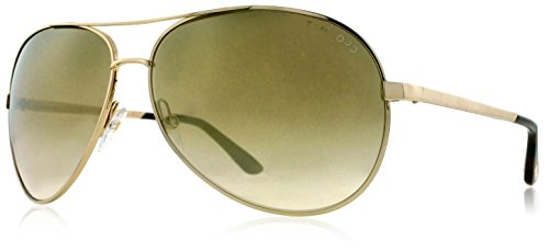 Tom Ford Sonnenbrille FT0035_M 130_28G (62 mm) Dorado, 62