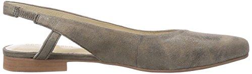 Gerry Weber Shoes Edith 04, Ballerine donna Verde (Grün (khaki 633))