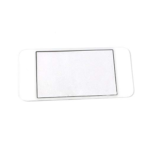 Top Surface Lens LCD Mirror Front Screen Lens Lens for Nintendo New 2DS XL LL Protector Cover White Mirror Screen Lcd Protector