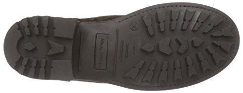 Marc Opolo Damen Combat Boots Braun (marrone Scuro / 790)