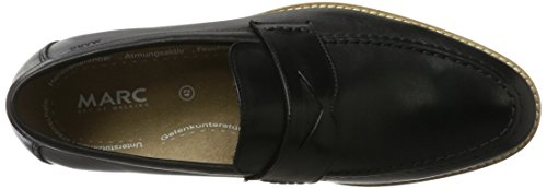 Schwarz Schwarz Herren Shoes Frisco Marc Slippers fZ4wUX