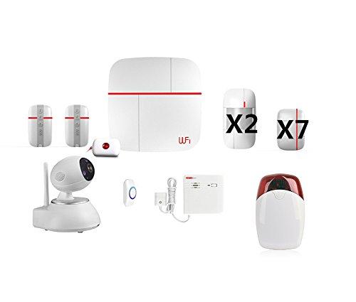ABTO Vcare Sistema intelligente di sicurezza domestica
