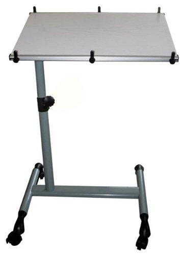 SoBuy® Pflegetisch Betttisch Klapptisch Laptoptisch Beistelltisch FBT07N-W - Koordiniert 20
