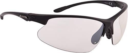 ALPINA Erwachsene Dribs 3.0 Sportbrille, Black matt, One Size