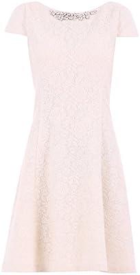 Blugirl Mujer 236600184 Blanco Poliéster Vestido
