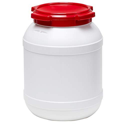 Tonnelet 26 litres - fût conteneur en plastique cuve bidon alimentaire