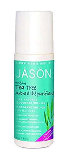Jason | Tea Tree Deodorant Roll On | 1 x 89ml -