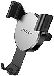 UGREEN Car Air Vent Mount Cell Phone Holder Gravity Compatible with iPhone 13/13 Mini/13Pro/ 13 Pro Max 11/12