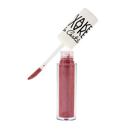 Yazidan Wasserdicht Flüssigkeit Lippenstift Feuchtigkeitsspendend Lange andauernd Diamant Lipgloss Vampir Stil Lange andauernd Feuchtigkeitsspendend Feuchtigkeitscreme Mode Glanz Kosmetik(#5) -