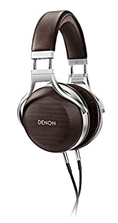 Denon AHD5200EM Premium Over-Ear Headphones Zebra Wood (B07HJF9TD4) | Amazon price tracker / tracking, Amazon price history charts, Amazon price watches, Amazon price drop alerts