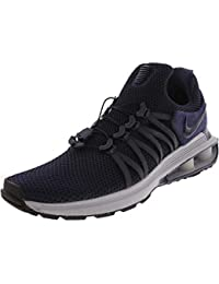 best website 8ab0e a61d0 NIKE Men s Shox Gravity Obsidian Midnight Navy Wolf Grey Synthetic Running  Shoes 10 (