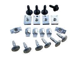 Kit de clips Cache Protection sous moteur (jeu de 20 pieces)
